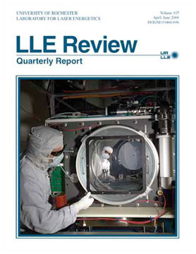 Cover of LLE Review 107