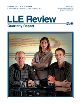 Cover of LLE Review 117