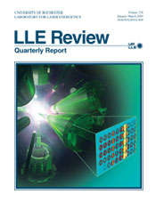 Cover of LLE Review 118
