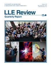 Cover of LLE Review 120