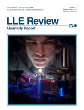 Cover of LLE Review 122