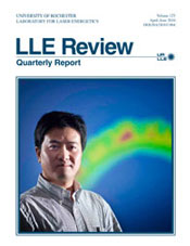 Cover of LLE Review 123