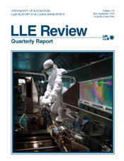 Cover of LLE Review 124