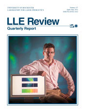 Cover of LLE Review 127