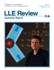 Cover of LLE Review 129