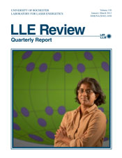 Cover of LLE Review 130