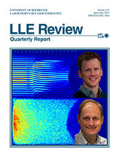 Cover of LLE Review 131