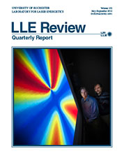 Cover of LLE Review 132