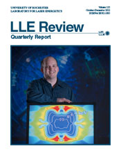 Cover of LLE Review 133