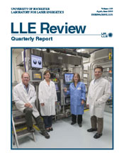 Cover of LLE Review 135