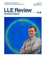 Cover of LLE Review 136