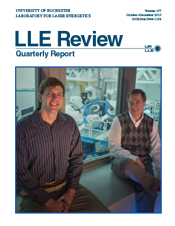 Cover of LLE Review 137