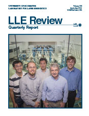 Cover of LLE Review 139