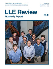 Cover of LLE Review 140