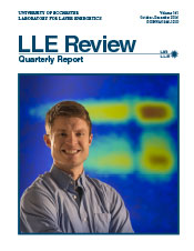 Cover of LLE Review 141