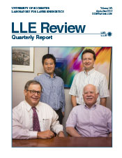 Cover of LLE Review 143