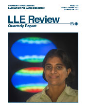 Cover of LLE Review 145