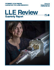 Cover of LLE Review 146