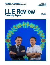 Cover of LLE Review 147