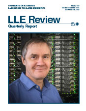 Cover of LLE Review 149