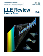 Cover of LLE Review 151