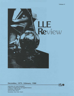 Cover of LLE Review 2
