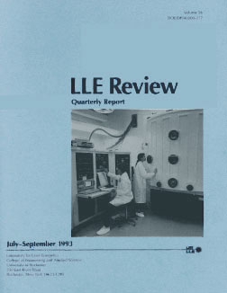 Cover of LLE Review 56
