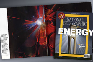 LLE Featured in National Geographic