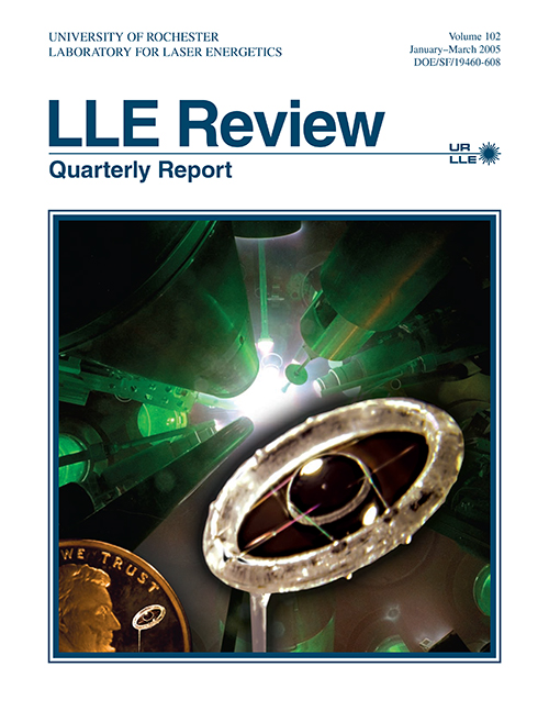 LLE Review Volume 102