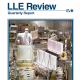 LLE Review Volume 115