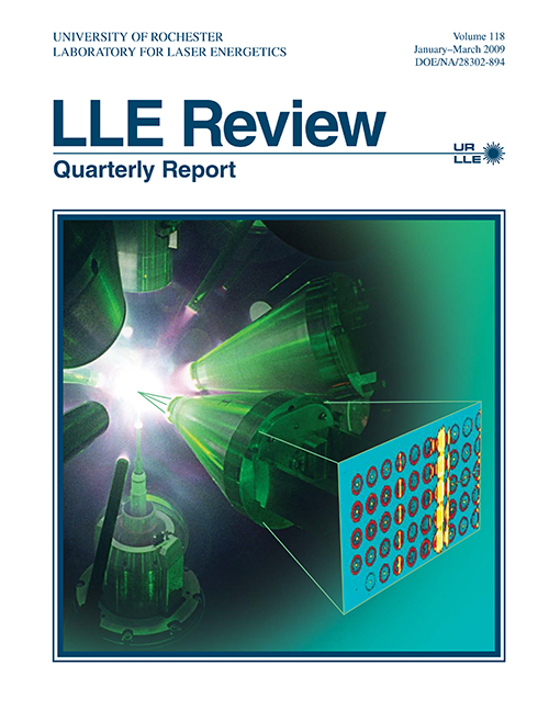 LLE Review Volume 118