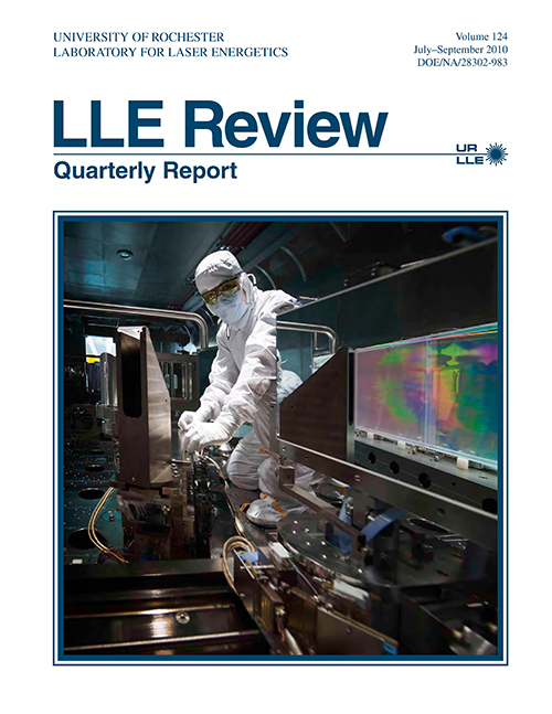 LLE Review Volume 124