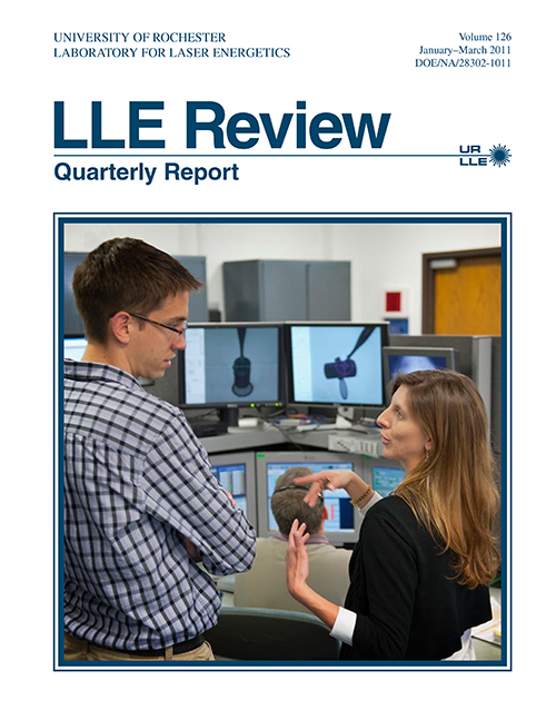 LLE Review Volume 126