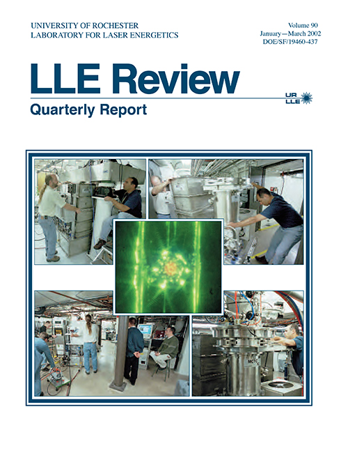 LLE Review Volume 90