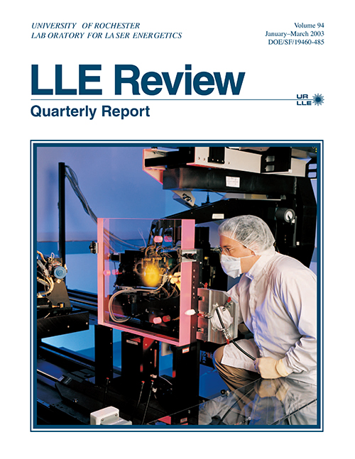 LLE Review Volume 94