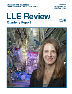 LLE Review Volume 148