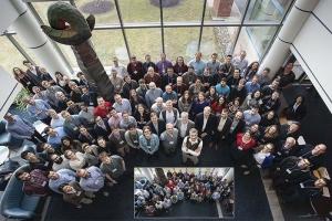 2018 OLUG Workshop participants