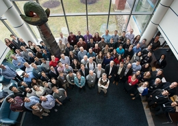 Approximately 130 researchers from around the world participated in the 2018 OLUG Workshop
