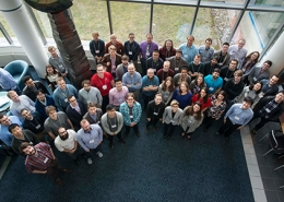 Students, Postdocs, and Fellows participating in the 2018 OLUG Workshop