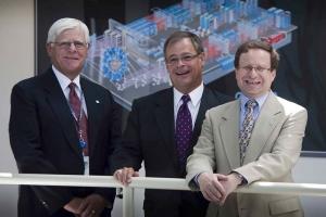 Steven Loucks, Robert McCrory, and Steven Koonin