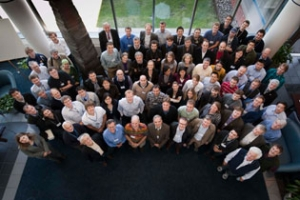 Attendees of the 2010 OMEGA Laser Users Workshop
