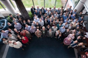 Attendees of the OLUG 2011 workshop