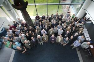 Attendees of the OLUG 2012 workshop