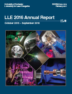 LLE 2016 Annual Report