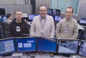 Oliver Landoas, Jean-Luc Bourgade, and Cédric Courtois