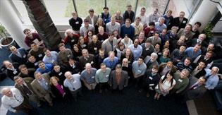 Attendees of the OLUG workshop