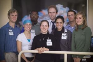 Team from University of Michigan