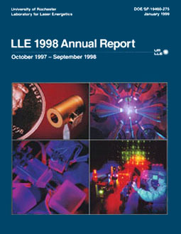 LLE 1998 Annual Report