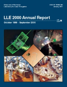 LLE 2000 Annual Report