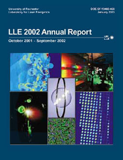 LLE 2002 Annual Report